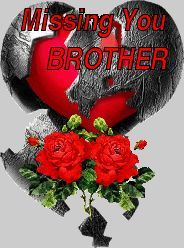 Miss My Brother in Heaven | If Roses grow in Heaven,