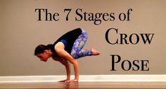 The 7 Stages of Crow Pose | Bad Yogi Blog