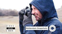 Peter de Krom staat bekend om zijn droge en ietwat onverklaarbare fotografie. Want zijn die bijzondere momenten waarin hij de 'condition humaine' van de Hoek...