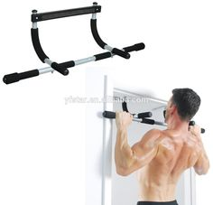 Check out this product on Alibaba.com App:Door Home Gym Bar Exercise Workout Chin Up Pull Up Sit Fitness Iron Man https://m.alibaba.com/MfQBVr