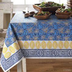Wedding - Spring Flower Tablecloth | SERRV