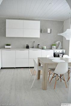 keittiö,skandinaavinen,betoni,mikrosementti,moderni,pelkistetty,eames,swan,eero aarnio