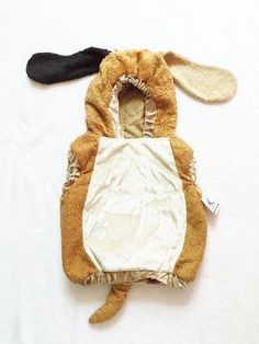 Puppy Costume Size 2T-4T