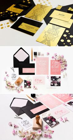 My Dear Paper - sur Queen For A Day Crédits Photos : Carnets Parisiens - ideas for weddings