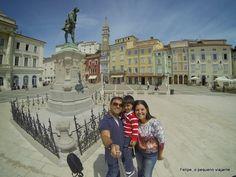 """Felipe, o pequeno viajante: Piran, a """"Veneza eslovena"""", nossa maior surpresa"""