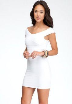 bebe Off Shoulder Bandage Dress Spcl Events/eve Dresses White-l bebe,http://www.amazon.com/dp/B00DEME7RS/ref=cm_sw_r_pi_dp_YrjWrb540B944AA5