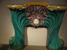 Art Nouveau | The Worleygig worleygig.com4000 × 3000Buscar por imágenes Art Deco Fireplace Front