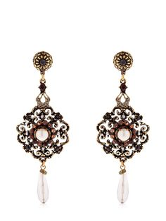 Earrings by Alcozer & J.