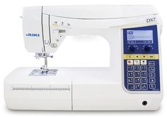 Juki Computerized Sewing and Quilting Machine, Shipping FREE, Item location Bryan,TX,USA ( ) Sewing Machine Online, Sewing Machine Reviews, Sewing Machines, Numeric Fonts, Long Arm Quilting Machine, Quilting Frames, Juki, Led Licht, Floating