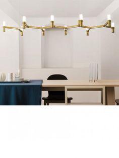 www.hollowaysofludlow.com shop lighting pendants-chandeliers chandeliers-and-large-installations crown_plana_linea_pendant_nemo