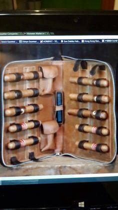 Cigar Bag