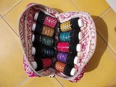 how to make a bag for essential oils - Google Search