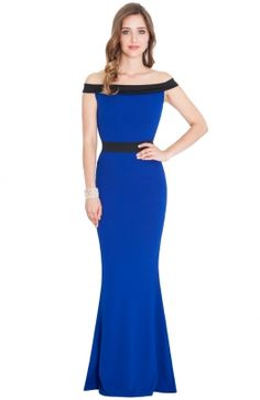 Oscar Dress in Style of Reese Witherspoon - Royalblue - Front - Blue Dresses, Formal Dresses, Women's Dresses, Womens Fashion Uk, Oscar Dresses, Reese Witherspoon, Party Dresses For Women, Women's Fashion Dresses, Celebrity Style