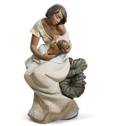 Lladro A Beautiful Bond 12514. #Lladro #Statue #Sculpture #Decor #Gift #gosstudio .★ We recommend Gift Shop: http://www.zazzle.com/vintagestylestudio ★