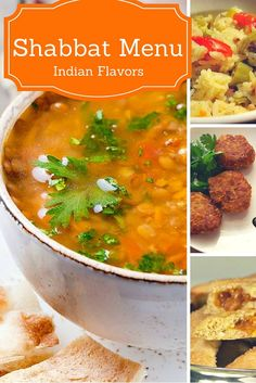 Indian Flavored Shabbat Menu - Joy of Kosher