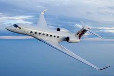 Qatar Airways Gulfstream G650 ER