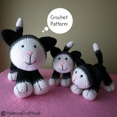 adorable...crochet pattern