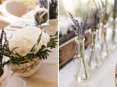 Greece Lavender and Olive Wedding