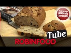 ROBINFOOD / Pan de trigo, centeno, pasas y nueces. Plegar, Aplastar y girar minuto 13,50