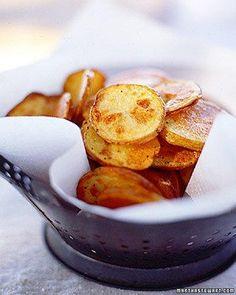 Potato Chips with Malt Vinegar Recipe