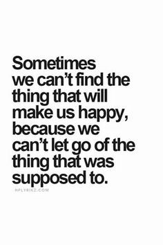 I have decided to let go, she was a cancer in my life. I understand that now.