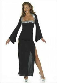 Abendkleid-Schwarz 3429 - My-Kleidung Onlineshop