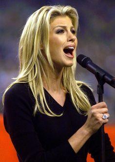 Faith Hill -Super Bowl XXXIV 2000