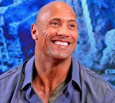 Dwayne Johnson. Rock.