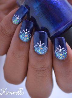 Nail art tiares
