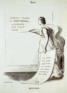 external image cartoonwomensphere.jpg 1920's Puck Magazine