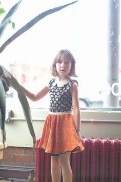 Vintage Inspired Kids Clothes