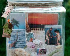 15. Photo Memory Jar
