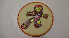 Iron man!!