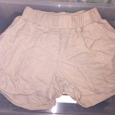 Khaki shorts Comfy , shorts , Shorts