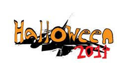 My official logo for Halloween 2014
