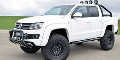 Offers Up Aggressive Amarok - VWVortex Mercedes G500, Vw Amarok, 35 Inch Tires, Performance Tyres, Offroader, Truck Tyres, Jeep Pickup, Army Vehicles, Expedition Vehicle
