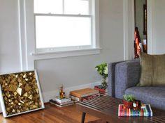 Gold art. #abstract #shape #3d #sofa