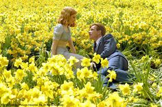 Big Fish - such a heartfelt film.....a must see.