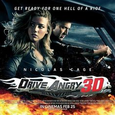 """""""Drive Angry""""(Great Movie !!!):"""