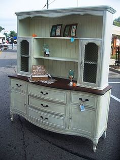 550 Best Hutch Diy Images In 2018 Painted Furniture Furniture Makeover Recycled Furniture