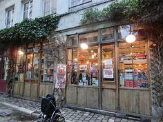 Paris Cute Book Store