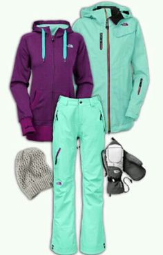 I think it would be too much with both the jacket and the pants that color...but other than that... :)