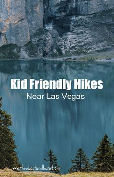 Hike with Kids - Travel with Kids to Las Vegas http://theeducationaltourist.com/kid-friendly-hikes-near-las-vegas-guest-post/