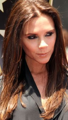 Celebrity Of The Week – Victoria Beckham | Hairstyles & Hair Extensions - Cliphair Hair Extensions | Gorgeous Remy Human Hair Extensions | Click Photo to read..