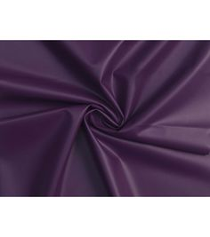 Cosplay by Yaya Han 4-Way Pleather Fabric-Purple - also, gold & silver