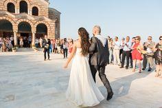 TARSANAS WEDDING PARTY-SYROS father bride hapiness | lafete