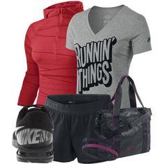 Workout Clothes Contest #3 - Polyvore