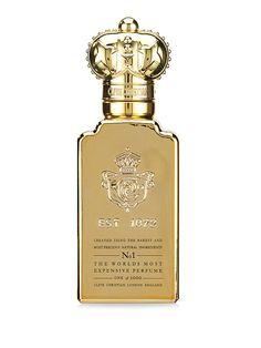 Le parfum le plus cher du monde en vente chez Harrods