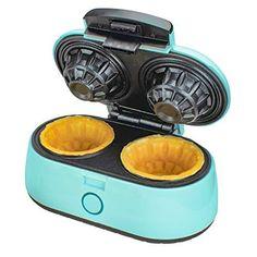 Waffle Bowl Maker, Belgian Waffle Maker, Belgian Waffles, Cooking Appliances, Cooking Gadgets, Cooking Tools, Kitchen Appliances, Small Appliances, Cool Kitchen Gadgets