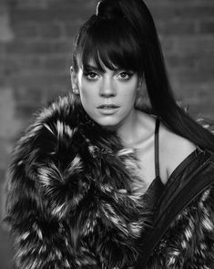 lily allen photo shoot 2014 3 Lily Allen Rocks 90s Style for Eric Guillemain in S Moda Cover Story
